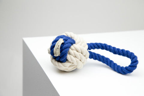 MaxBone Hobie Nautical Rope Dog Toy