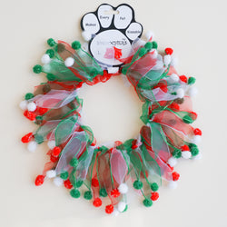 Smoocher: Christmas Fuzzy Wuzzy for Dogs and Cats