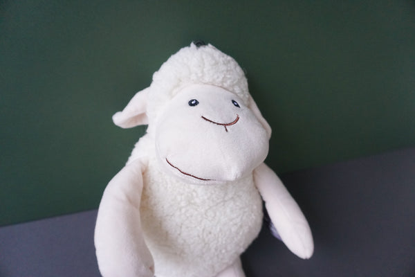 Soren the Sheep Squeaky Plush Dog Toy
