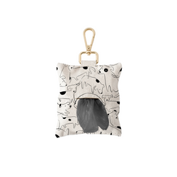 Nosey Dog Spot Dog Waste Bag Dispenser