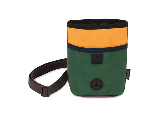 Deluxe Dog Training Pouch, Landscape Moss
