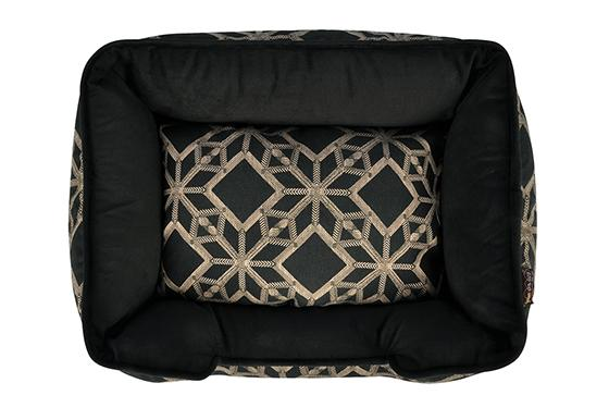 P.L.A.Y. Lounge Dog Bed Solstice Stormy Night