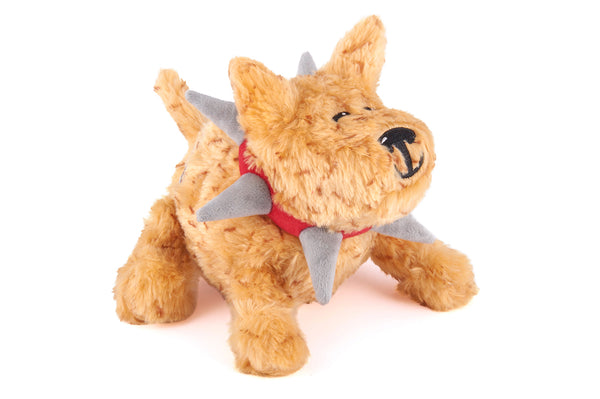 P.L.A.Y. SPIKED plush toy Biff the Dog Senior
