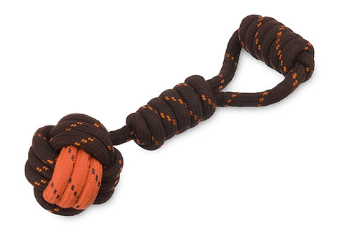 Tug Ball Rope Toy