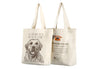 PLAY Best in Show Tote - LABRADOR - ALL FOOD MUST GO TO THE LAB FOR TESTING