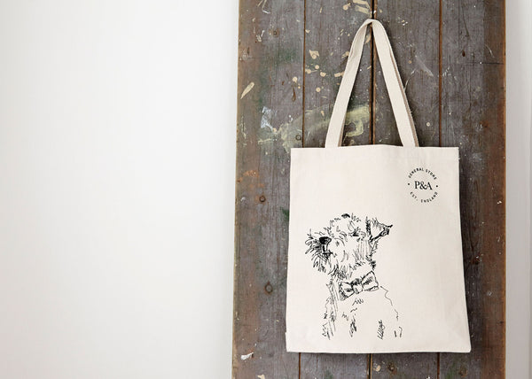 Totes: Bertie Canvas