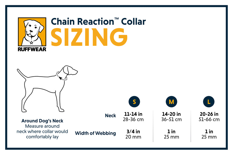 Ruffwear: Crag Reflective Dog Collar