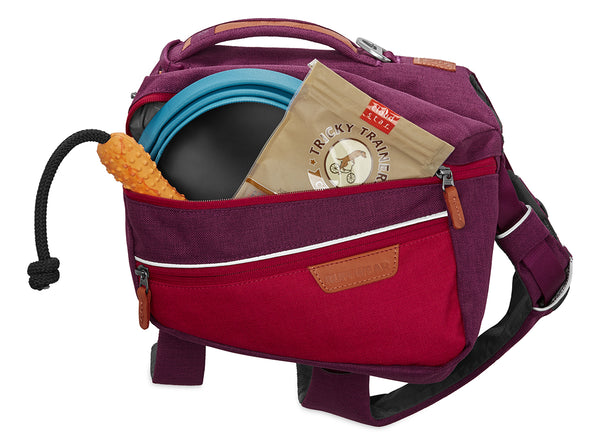 Ruffwear Commuter Pack in Lackspur Purple