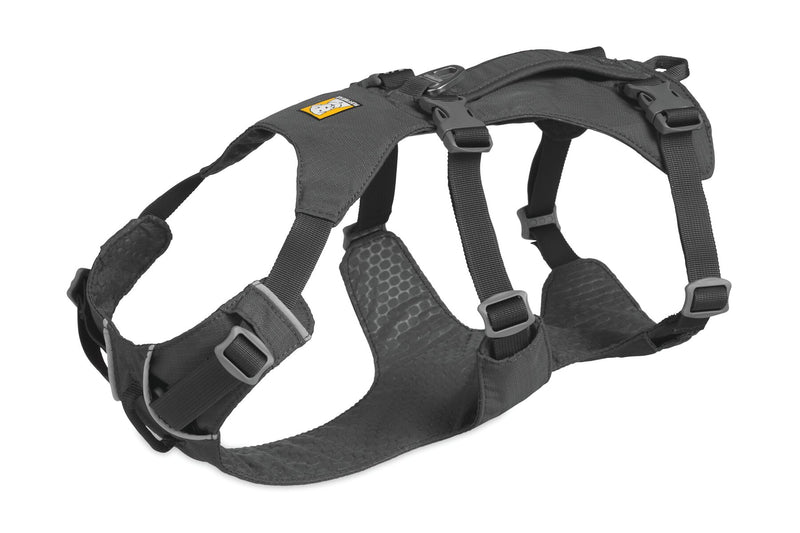 Ruffwear Flagline Dog Harness Granite Grey