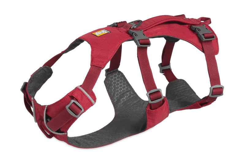 Ruffwear Flagline Dog Harness Red Rock