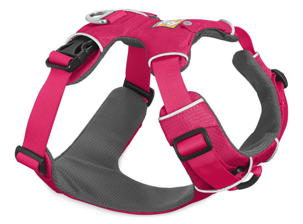 Ruffwear Front Range harness for dogs Wild Berry