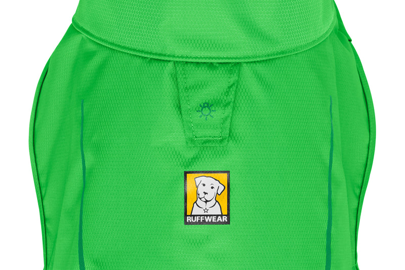 Ruffwear Rain Jacket Sun Shower Green Meadow