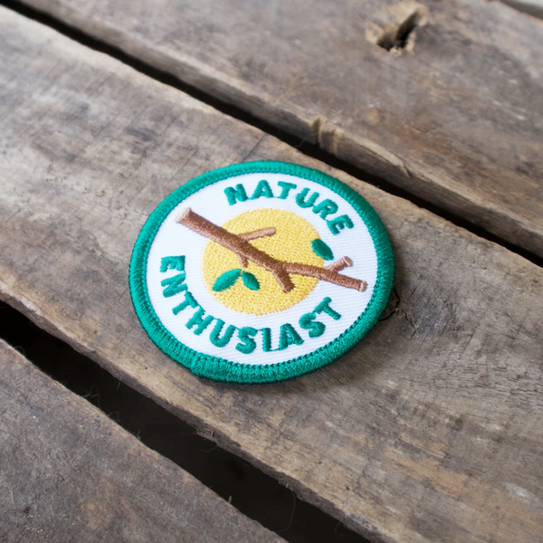 Dog Merit Badges: Nature Enthusiast