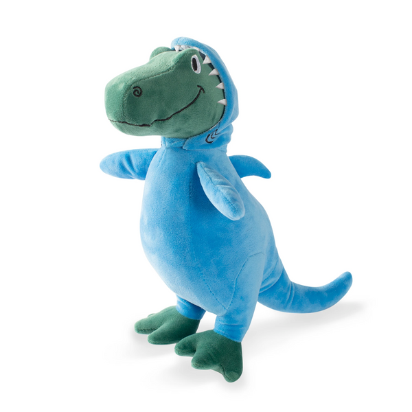 Shark Rex Dog Squeaky Plush toy