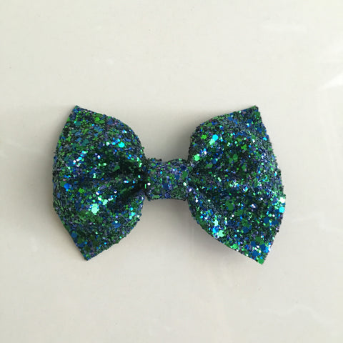 Bow tie: Glitter Mermaid