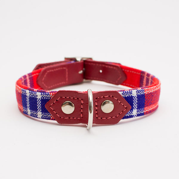 Hiro+Wolf Collar: Shuka Red