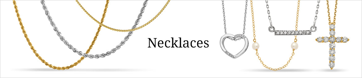 Shop Our Selection of fine and fashion Necklace collection