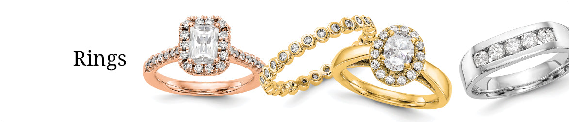 Shop our collection of fine and fashion rings
