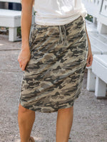 Camo Weekend Skirt