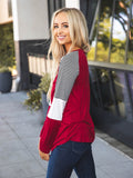 The Christy Top - Red