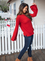 The Perry Top - Red