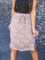 Fiona Weekend Skirt - Tan
