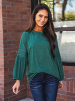 The Casey Top - Green