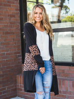 The Briana Cardigan - Black