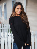The Perry Top - Black