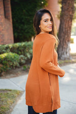The Azalea Top - Orange