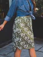 Fiona Weekend Skirt - Green