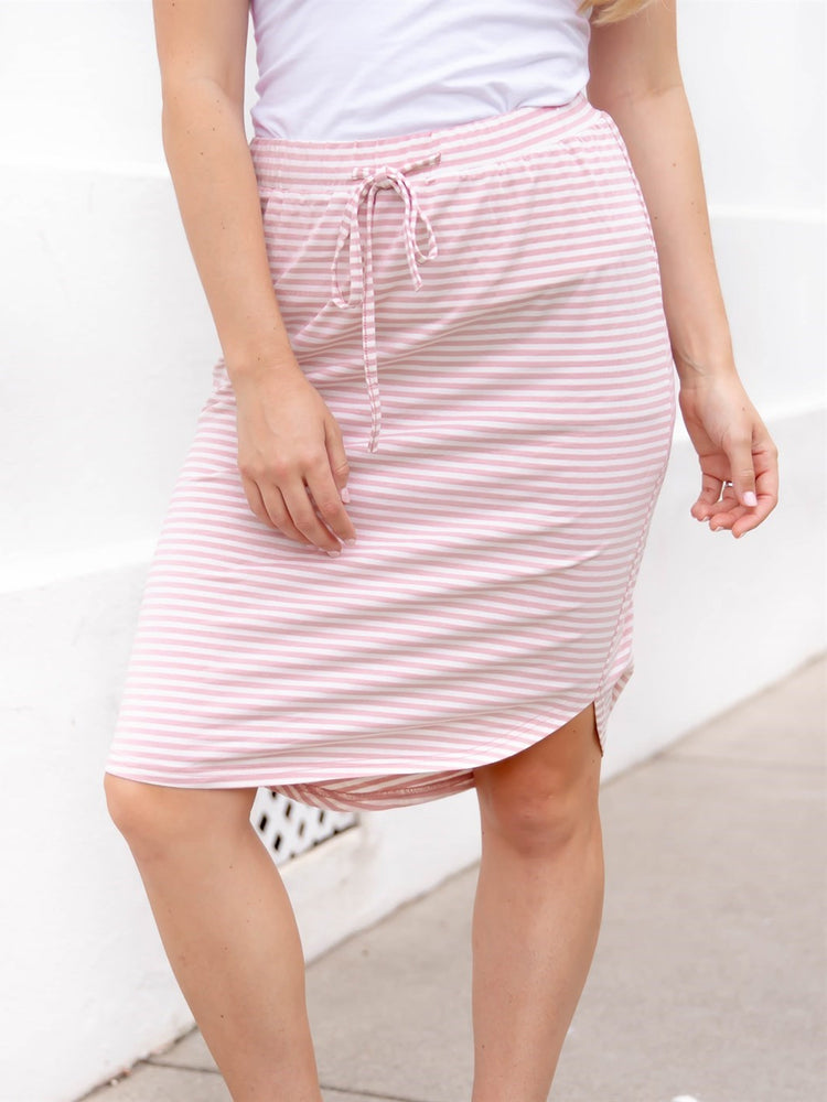Mabel Weekend Skirt - Pink