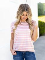 The Ariana Top - Pink