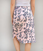 Cheetah Weekend Skirt - Pink - Tickled Teal LLC