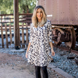 The Rowan Dress - Tickled Teal LLC