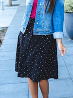 The Eden Skirt - Black