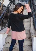 The Jett Tunic - Mauve