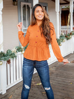 Molly Top - Orange