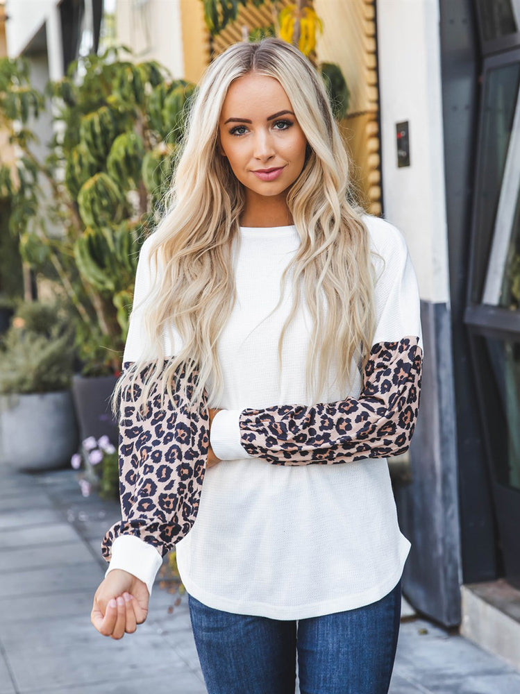 The Abby Top - White