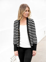 Harvey Cardigan - Black