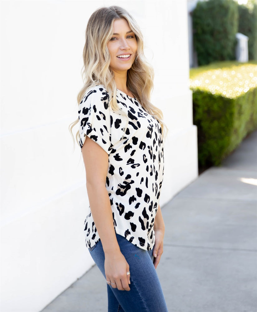 The Emma Top - White