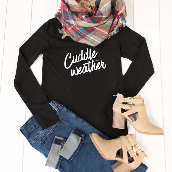 Cuddle Weather Long Sleeve