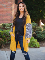 Finch Cardigan - Yellow