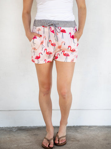 Flamingo Lounge Shorts