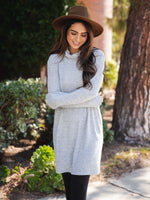 The Mika Dress - Gray