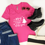 Most Wonderful Time Tshirt - Tickled Teal LLC