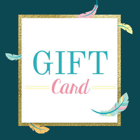 Gift Card - Tickled Teal LLC