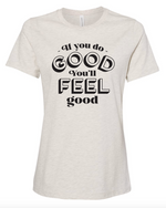 Do Good Graphic Tee - @SavvySkirtGirl