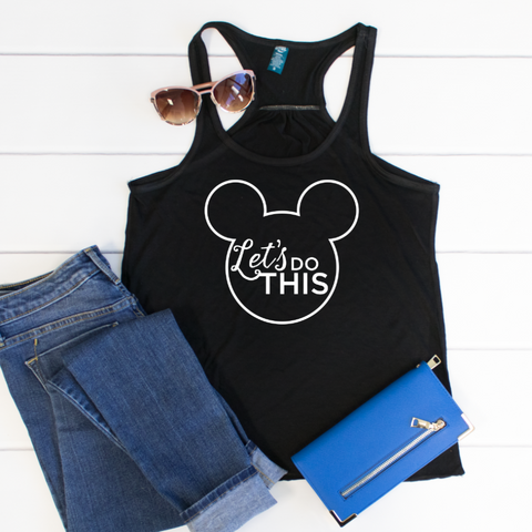 Let's Do This Disney Tank