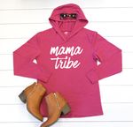 Mama Tribe Graphic Hoodie - Tickled Teal LLC